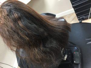 Keratherapy straightener